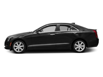 New 2018 Cadillac ATS Sedan 4dr Sedan 2.0L AWD