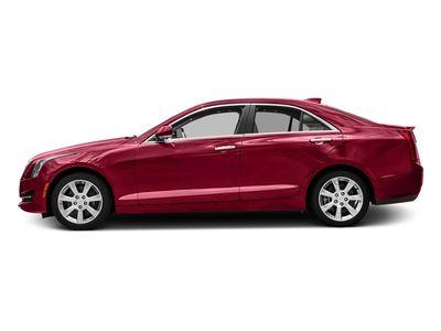 New 2018 Cadillac ATS Sedan 4dr Sedan 2.0L RWD