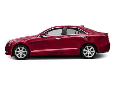 New 2018 Cadillac ATS Sedan