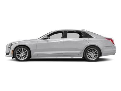 New 2018 Cadillac CT6 Sedan 4dr Sedan 3.6L Luxury AWD