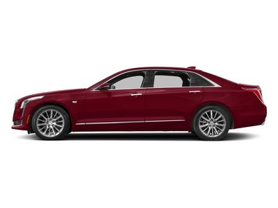 New 2018 Cadillac CT6 Sedan 4dr Sedan 3.6L AWD