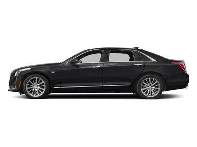 New 2018 Cadillac CT6 Sedan 4dr Sedan 3.6L Premium Luxury AWD