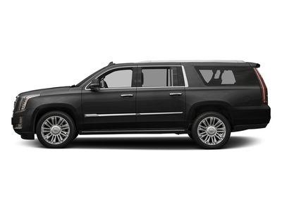 New 2018 Cadillac Escalade ESV 4WD 4dr Platinum SUV