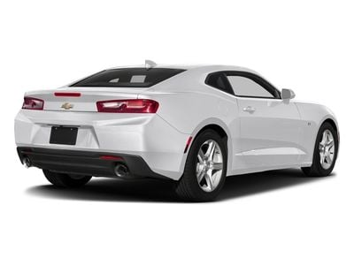 2018 Chevrolet Camaro 2dr Coupe LT w/1LT - Click to see full-size photo viewer