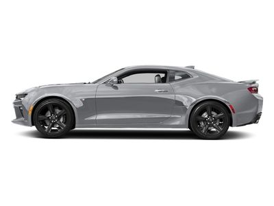 New 2018 Chevrolet Camaro 2dr Coupe SS w/1SS