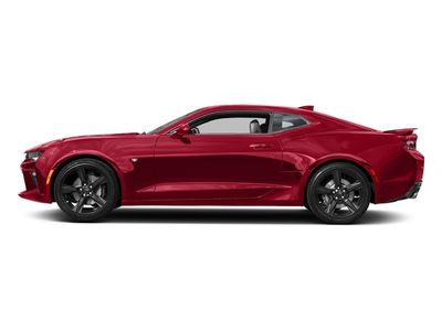 New 2018 Chevrolet Camaro 2DR CPE SS W/1SS Coupe