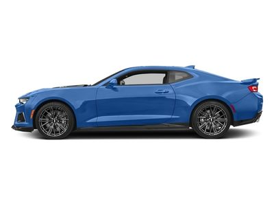 New 2018 Chevrolet Camaro 2DR CPE ZL1 Coupe