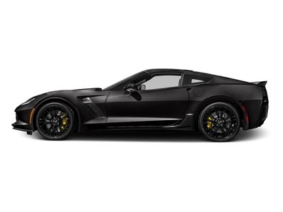New 2018 Chevrolet Corvette 2dr Z06 Coupe w/3LZ