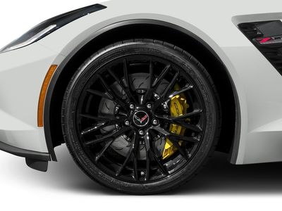 2018 Chevrolet Corvette 2dr Z06 Coupe w/3LZ - Click to see full-size photo viewer