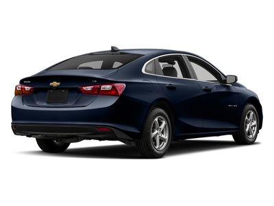 2018 Chevrolet Malibu 4dr Sedan LS w/1LS - Click to see full-size photo viewer