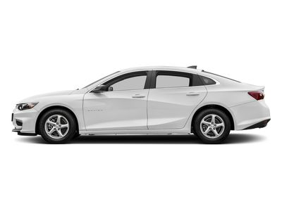 New 2018 Chevrolet Malibu 4dr Sedan LS w/1LS