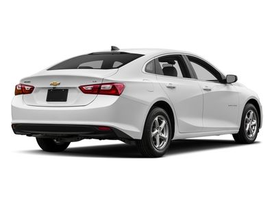 2018 Chevrolet Malibu 4dr Sedan LS w/1LS - Click to see full-size photo viewer
