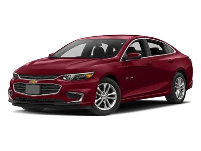 2018 Chevrolet Malibu 4dr Sedan LT w/1LT - Click to see full-size photo viewer