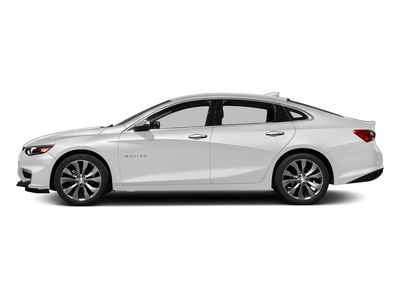 New 2018 Chevrolet Malibu 4dr Sedan Premier w/2LZ