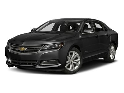 2018 Chevrolet Impala 4dr Sedan LT w/1LT - Click to see full-size photo viewer