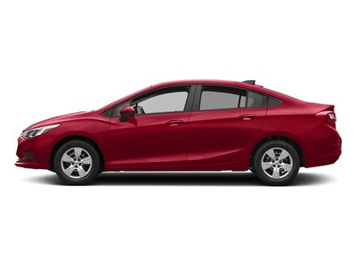 New 2018 Chevrolet CRUZE 4dr Sedan 1.4L LS w/1SB