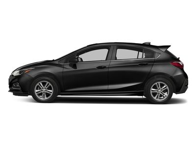 New 2018 Chevrolet CRUZE 4dr Hatchback 1.4L LT w/1SD