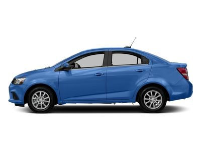 New 2018 Chevrolet Sonic 4dr Sedan Automatic LT