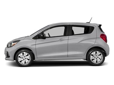 New 2018 Chevrolet Spark 5dr Hatchback CVT LS
