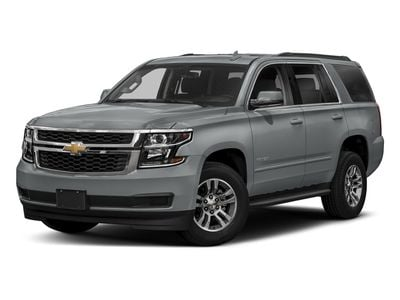 2018 Chevrolet Tahoe TRUCK 4DR SUV 4WD - Click to see full-size photo viewer