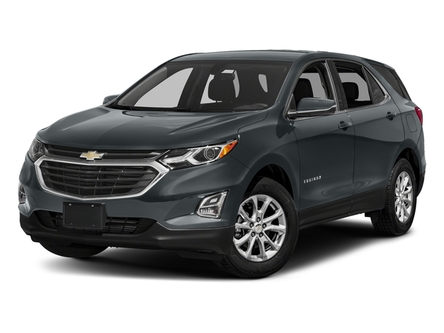 2018 Chevrolet Equinox Fwd 4dr Lt W 1lt Suv For Sale In
