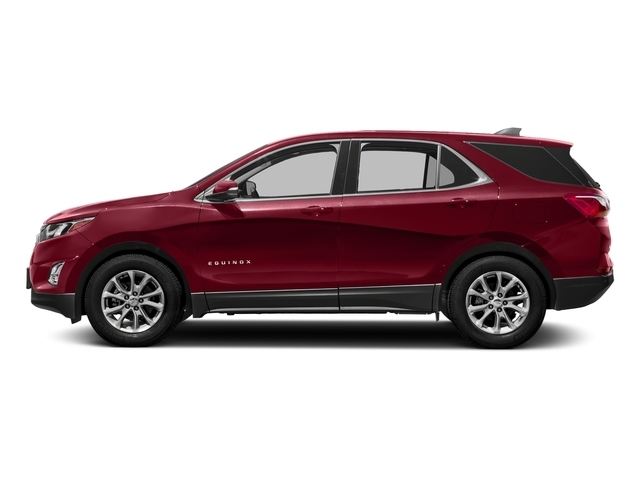 2018 Chevrolet Equinox FWD 4dr LT w/2LT