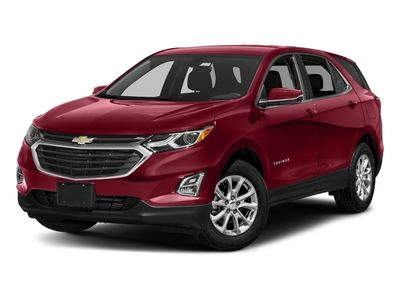 2018 Chevrolet Equinox FWD 4dr LT w/2LT - Click to see full-size photo viewer