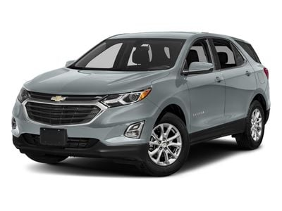 2018 Chevrolet Equinox FWD 4dr LT w/3LT - Click to see full-size photo viewer