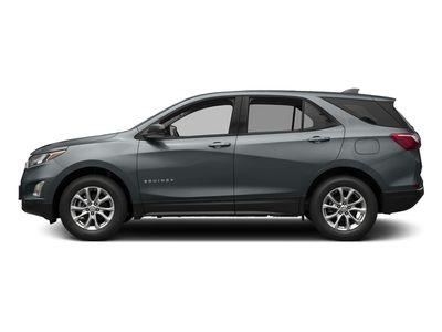New 2018 Chevrolet Equinox FWD 4dr LS w/1LS