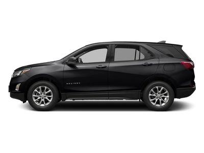 New 2018 Chevrolet Equinox FWD 4dr LS