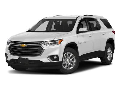 2018 Chevrolet Traverse AWD 4dr LT Cloth w/1LT - Click to see full-size photo viewer