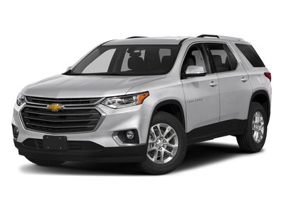 2018 Chevrolet Traverse FWD 4dr Premier w/1LZ - Click to see full-size photo viewer
