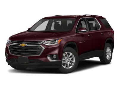 2018 Chevrolet Traverse FWD 4dr LT Cloth w/1LT - Click to see full-size photo viewer