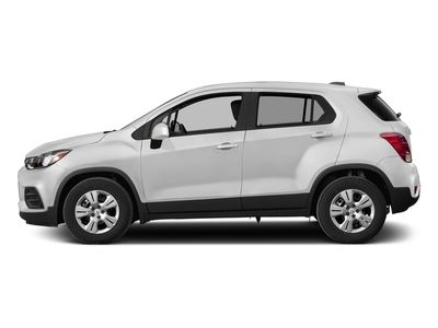 New 2018 Chevrolet Trax AWD 4dr LS SUV