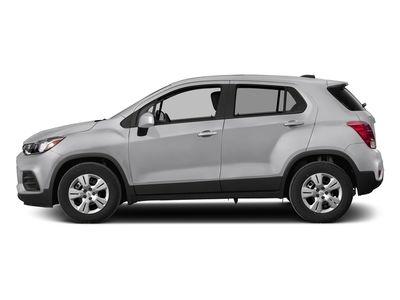 New 2018 Chevrolet Trax FWD 4dr LS