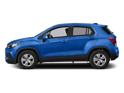 New 2018 Chevrolet Trax AWD 4dr LS SUV