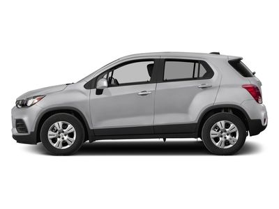 New 2018 Chevrolet Trax FWD 4dr LS SUV
