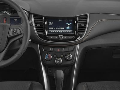 2018 Chevrolet Trax AWD 4dr LS - Click to see full-size photo viewer