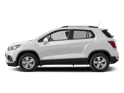 New 2018 Chevrolet Trax FWD 4dr LT SUV