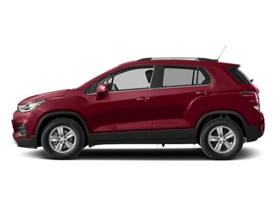 New 2018 Chevrolet Trax AWD 4dr LT SUV