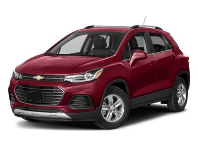 2018 Chevrolet Trax FWD 4dr LT - Click to see full-size photo viewer