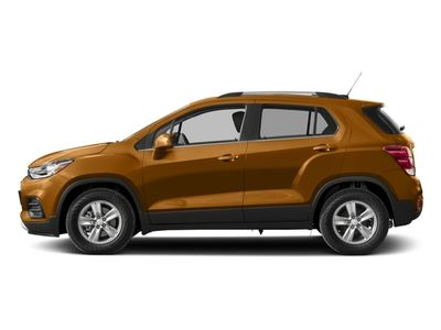 New 2018 Chevrolet Trax FWD 4dr LT
