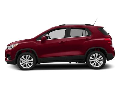 New 2018 Chevrolet Trax TRUCK 4DR SUV FWD PREMIER