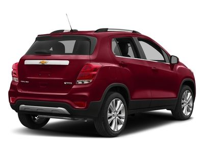 2018 Chevrolet Trax TRUCK 4DR SUV FWD PREMIER - Click to see full-size photo viewer