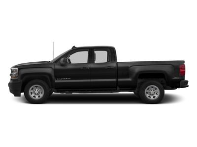 "New 2018 Chevrolet Silverado 1500 4WD Double Cab 143.5"" Work Truck"