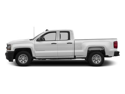 "New 2018 Chevrolet Silverado 1500 2WD Double Cab 143.5"" Work Truck"