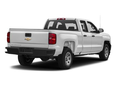 "2018 Chevrolet Silverado 1500 2WD Double Cab 143.5"" Work Truck - Click to see full-size photo viewer"