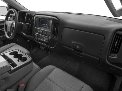 "2018 Chevrolet Silverado 1500 2WD Double Cab 143.5"" LS - Click to see full-size photo viewer"