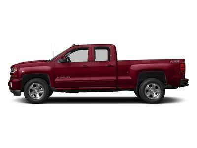 "New 2018 Chevrolet Silverado 1500 4WD Double Cab 143.5"" LT w/1LT Truck"