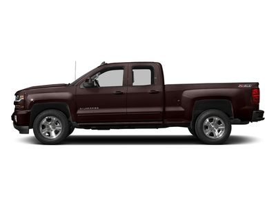 "New 2018 Chevrolet Silverado 1500 2WD Double Cab 143.5"" LT w/1LT"